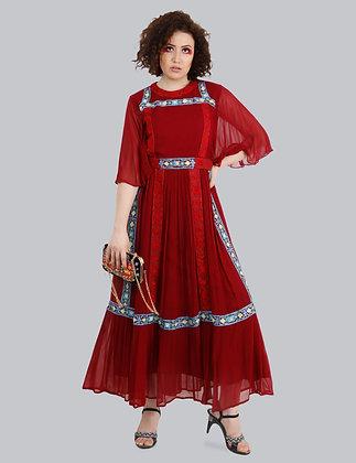 ALINA DRESS/JALABIYA (MADE TO ORDER)