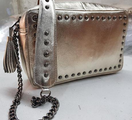 GOLD BOX SLING BAG