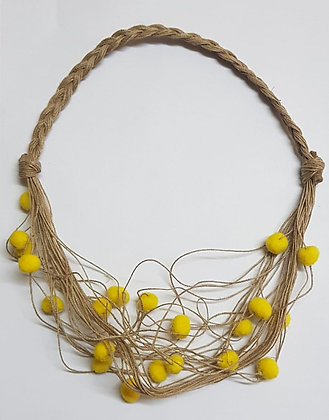 NOA SOFT JUTE STRING AND BRAIDED JEWELRY