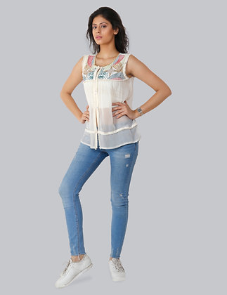 JULIA TOP (MADE TO ORDER)