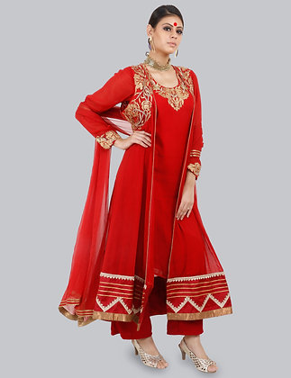 AMAYA ANARKALI SET OF 3