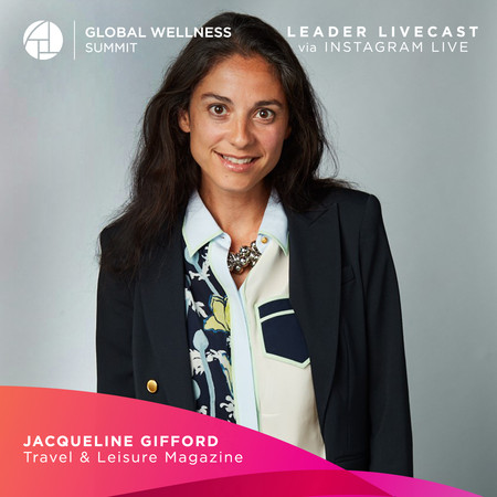 Leader Livecasts with the Global Wellness Summit