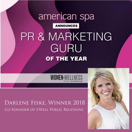 Darlene Fiske, S'Well Public Relations Co-Founder