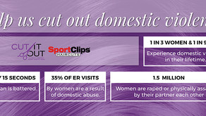 Cut out Domestic Violence