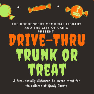 Public library hosting Trunk or Treat next Thursday, clubs can volunteer