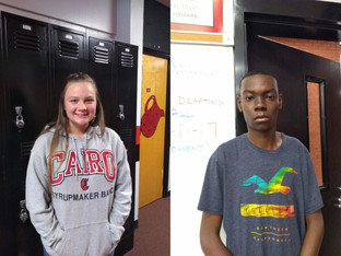 CHS commends Norton & Sanders for positive examples to peers