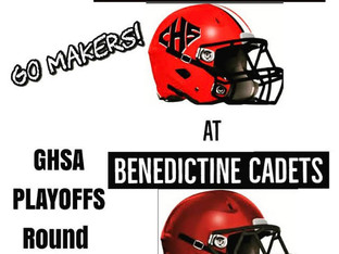 Cairo Boys travel for second round of playoffs, students to be released early on Friday