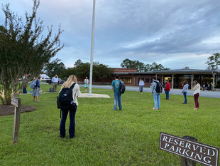 FCA kicks off school year with 'See You At The Pole'