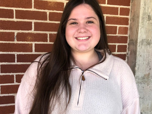 The Scoop: Camille Strickland, Voices student director