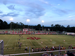 Today's football game v. Dothan High canceled due to Syrupmaker quarantine