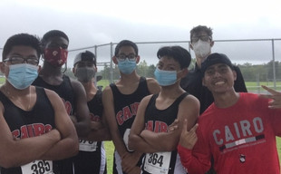 Cross Country runners create buzz at Yellow Jacket Invitational