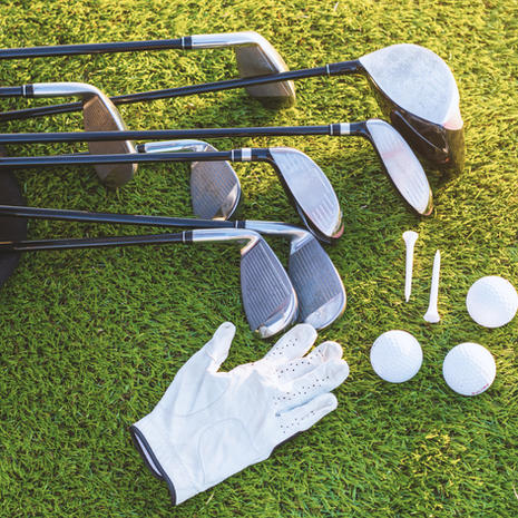 20 Items to Pack in Your Golf Bag