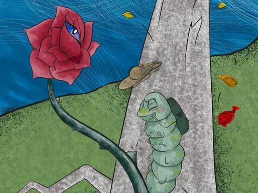 2- Quando Alibut scoprì che la rosa non era soltanto un fiore