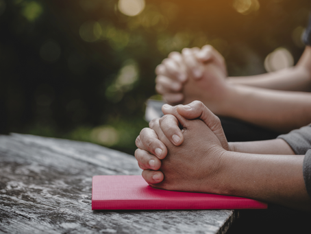 THREE NUGGETS TO IMPROVE YOUR PRAYER LIFE