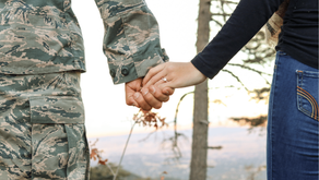 4 TIPS FOR MILITARY COUPLES