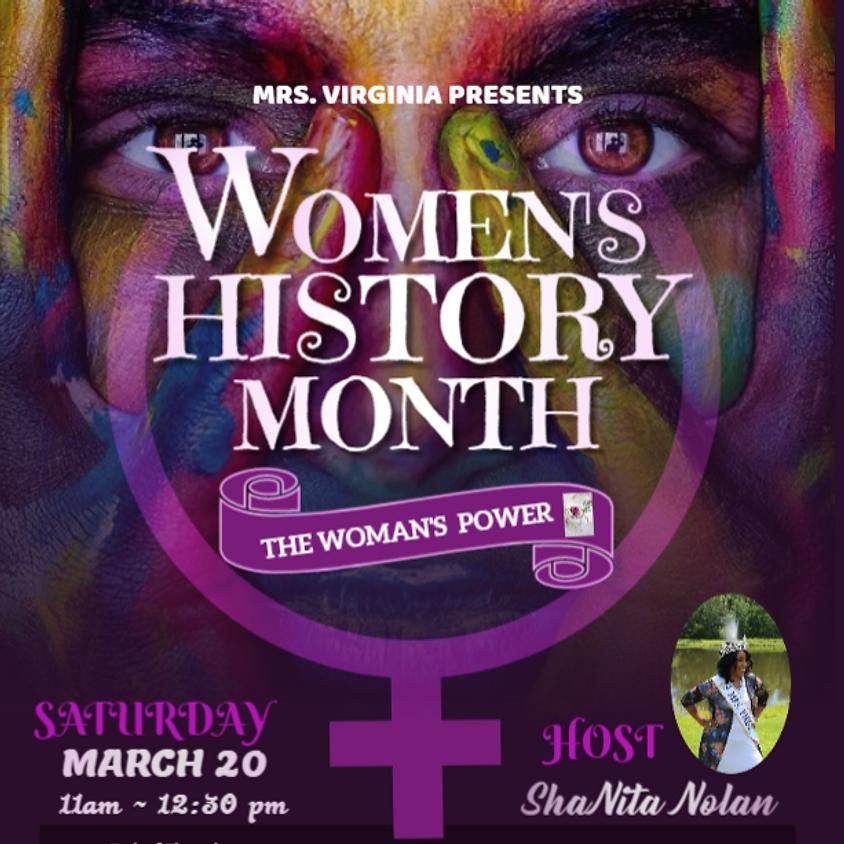 Purple & Pearls Women's Empowerment RoyalTea Party.