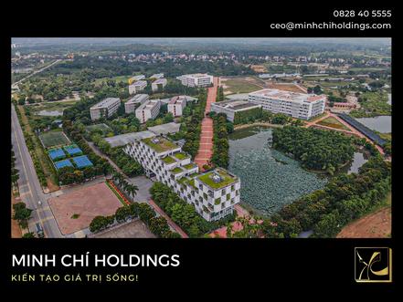 Khu đô thị vệ tinh Hòa Lạc: Sự chuyển động phát triển mạnh mẽ