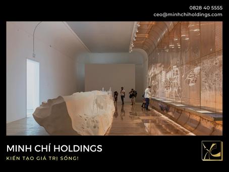 Những tác phẩm ấn tượng ở Venice Architecture Biennale 2021