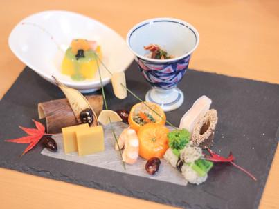 2018年12月11日 創作茶膳レストラン『茶音の蔵』冬メニューの提供を開始いたしました。