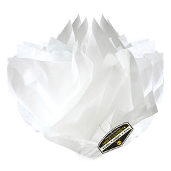 Mighty Gadget White Tissue Paper Sheet Copy