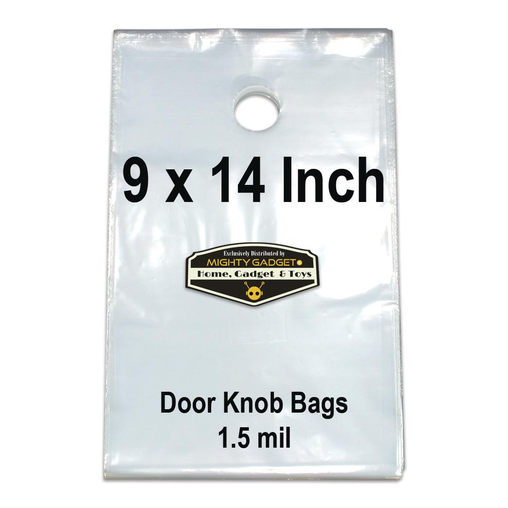 Mighty Gadget 9 x 14 Doorknob Bags 1