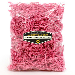 Mighty Gadget Crinkle Paper Pink 2