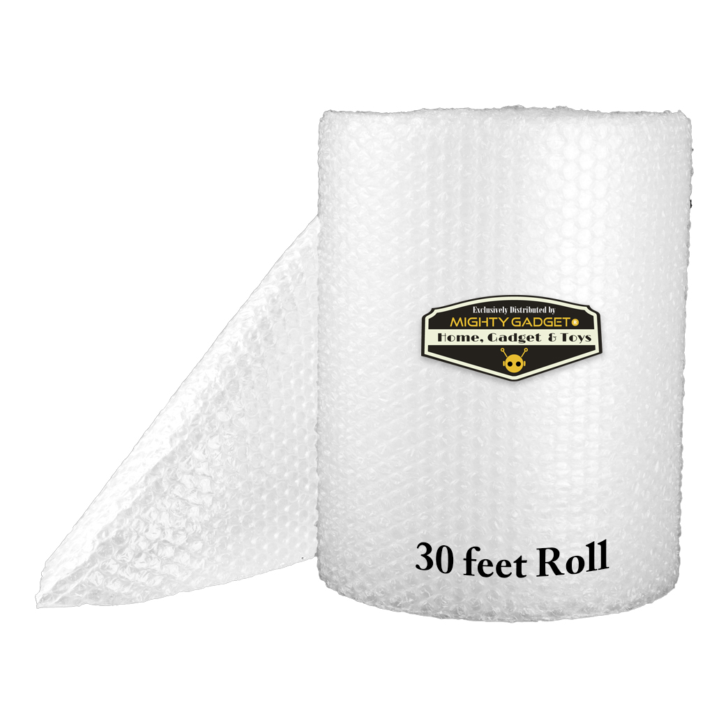 Mighty Gadget 30 ft Bubble Wrap Roll 1