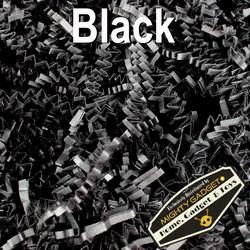 Mighty Gadget Crinkle Paper Black