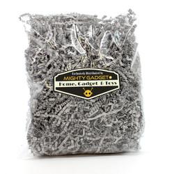 Mighty Gadget Crinkle Paper Slat Gray 2