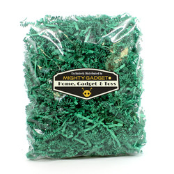 Mighty Gadget Crinkle Paper Green 2