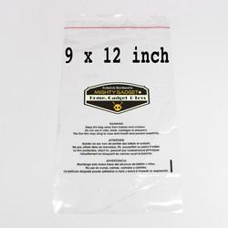 Mighty Gadget 9x12 Self Sealing Suffocation Warning Bags