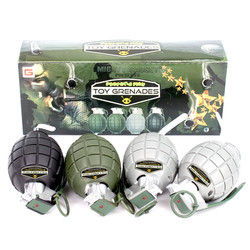 Mighty Gadget 4 Pack Toy Grenade v2
