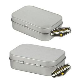 Mighty Gadget Empty Survival Tin Storage Mini 3