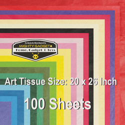 Mighty Gadget Tissue Paper Set A v6