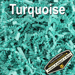 Mighty Gadget Crinkle Paper Turquoise