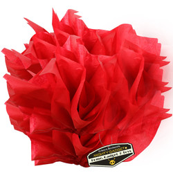 Mighty Gadget 15 x 20 Red Tissue Paper Sheets 1