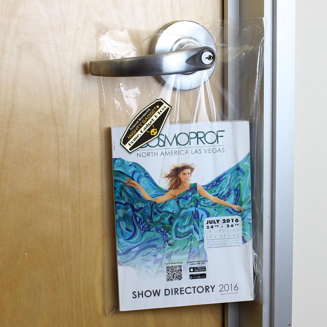 Mighty Gadget 9 x 14 Doorknob Bags 2