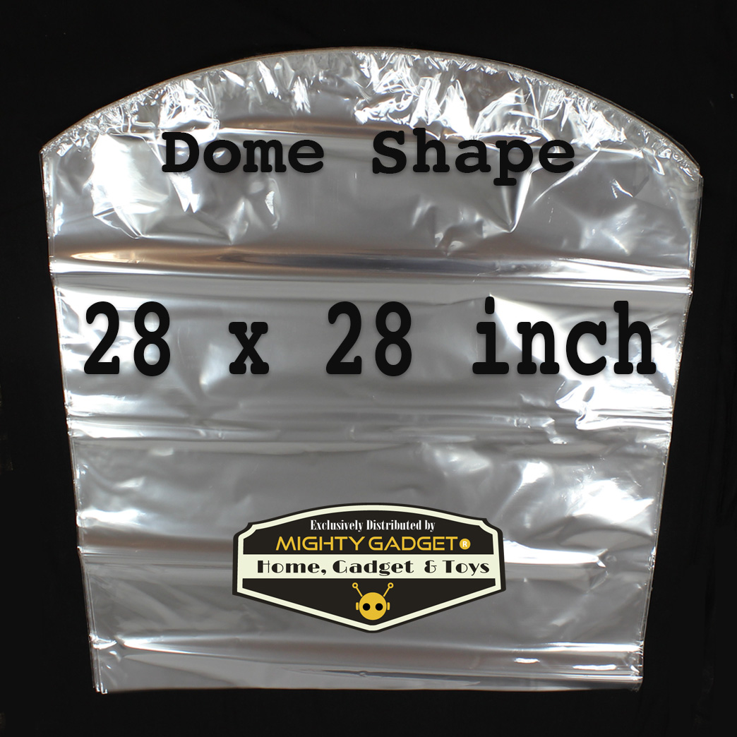 Mighty Gadget 28x28 Dome Shrink Bags