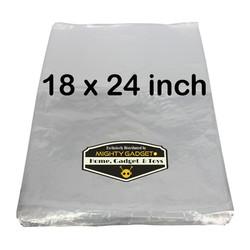 Mighty Gadget 18x24_ 1 Mil Flat Poly Bag