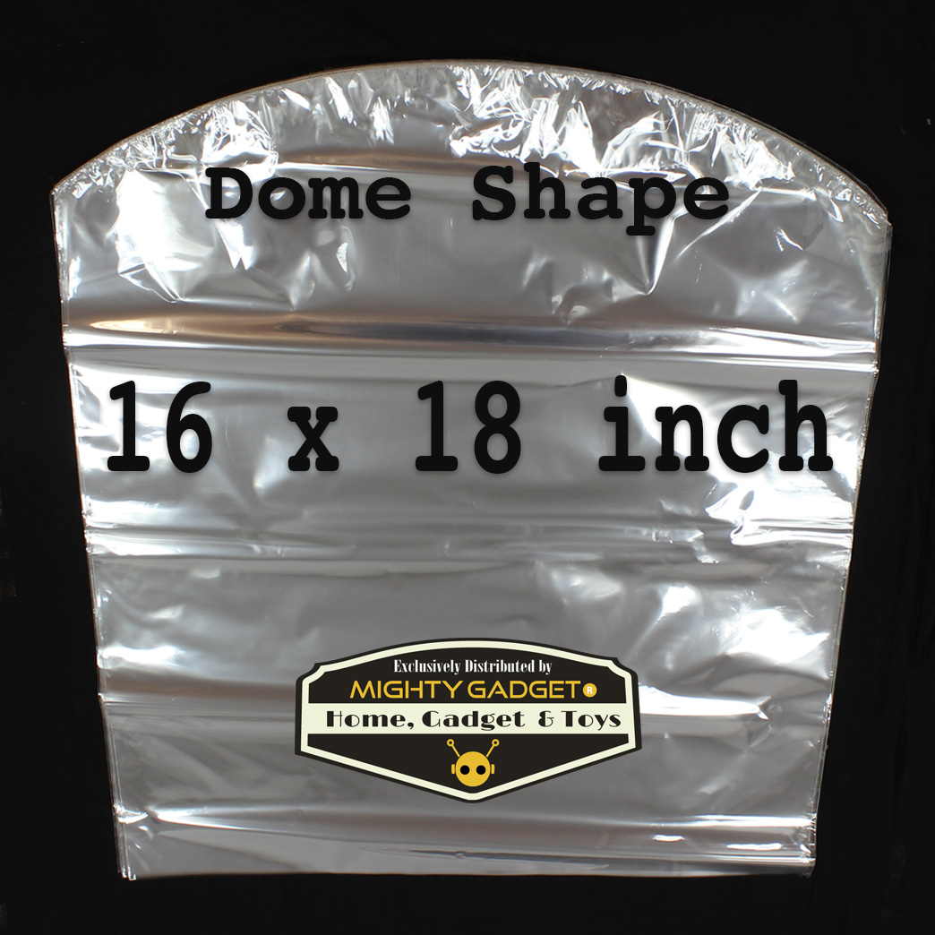 Mighty Gadget 16x18 Dome Shrink Bags