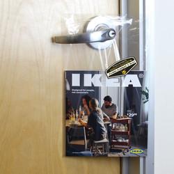 Mighty Gadget 9 x 14 Doorknob Bags 3