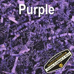 Mighty Gadget Crinkle Paper Purple