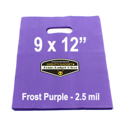 Mighty Gadget Frost Purple Translucent Merchandise Bags 2