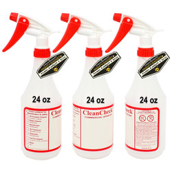 Mighty Gadget 3 x 24 oz Premium Empty Sprayer Bottles 1