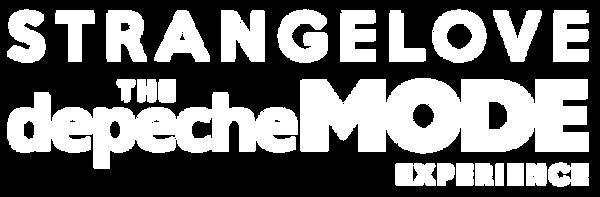 Strangelove-The Depeche Mode Experience logo