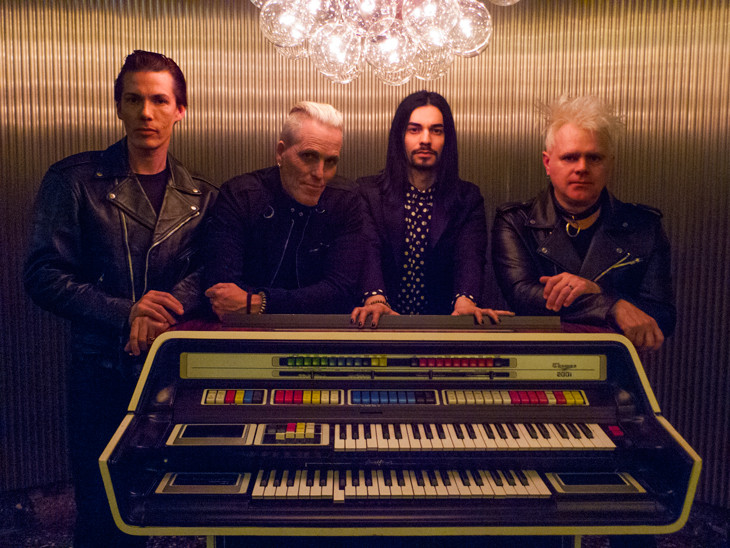 Official band image of Strangelove - The DEPECHE MODE Experience