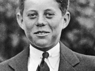 The Day I Met 13 Year Old JFK