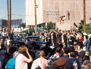 President Kennedy's Killer Is In This Photo