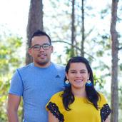 Pastor Kike and Belinda Comunidad 4:13 Church