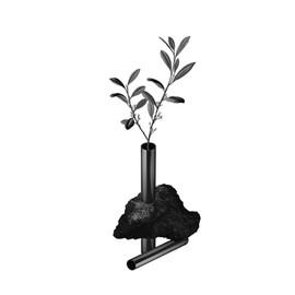 AROUND OBJECT 01 _ vase(Steel ver.)